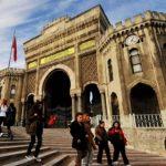 الجامعات التركية للسوريين