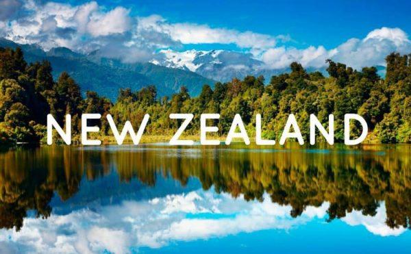 العمل في نيوزيلندا
