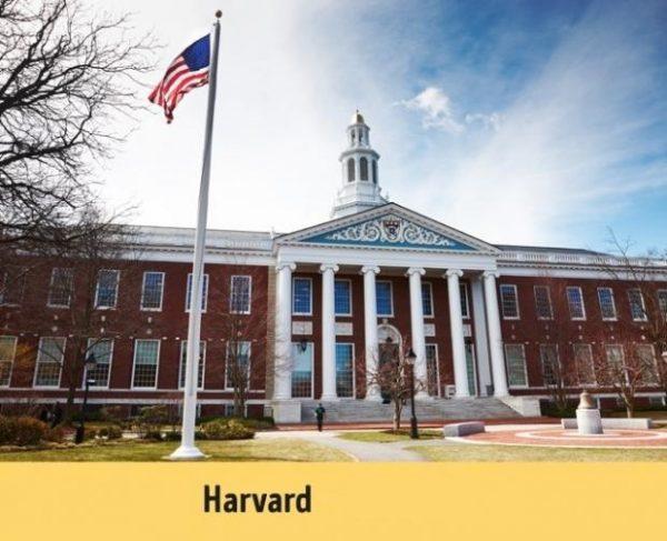 تاريخ جامعة هارفارد
