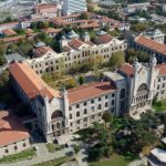 تجمع الطلبة في تركيا جامعة مرمرة