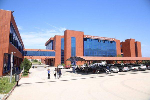 جامعة اسكندرون تجمع الطلبة الدوليين