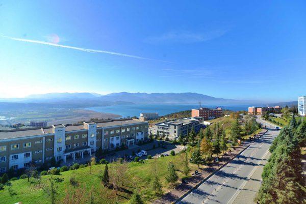 جامعة سكاريا للعلوم التطبيقية في تركيا