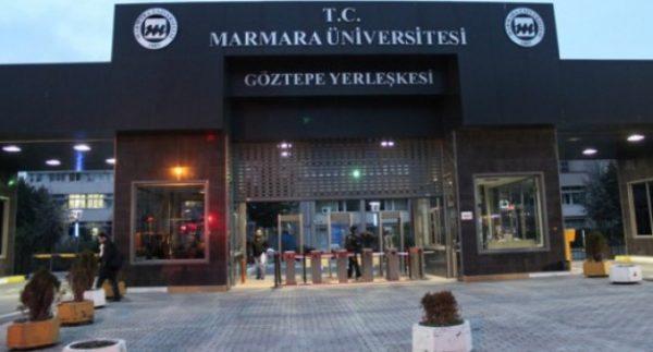 جامعة مرمرة العريقة في تركيا